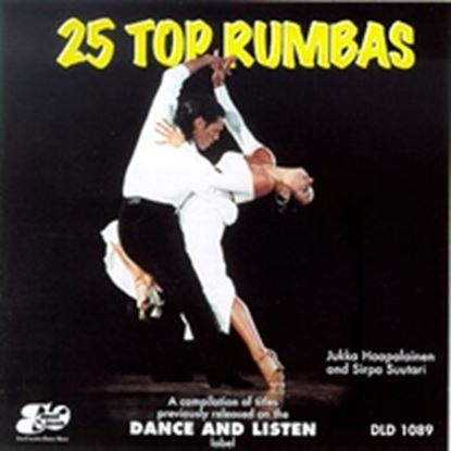 Picture of 25 Top Rumbas (CD)