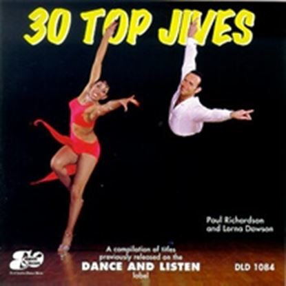 Picture of 30 Top Jives (CD)