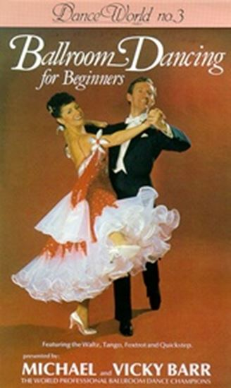 Picture of Ballroom Dancing for Beginners (VIDEO)