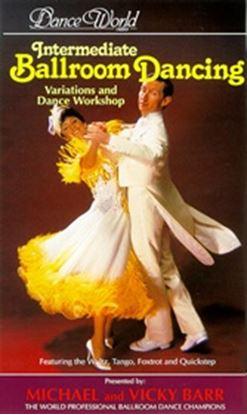 Picture of Intermediate Ballroom Dancing (VIDEO)