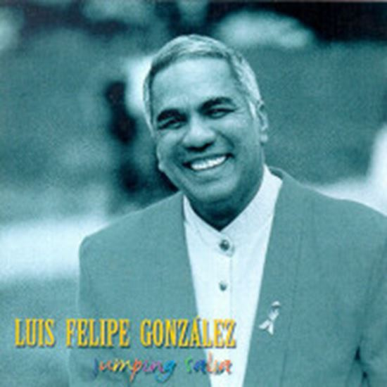 Picture of Luis Felipe Gonzalez - Jumping Salsa (CD)