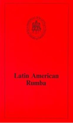 Picture of Latin American Technique - Rumba (BOOK)