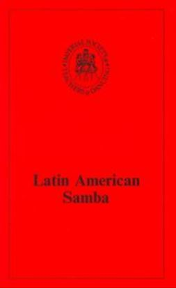 Picture of Latin American Technique - Samba (BOOK)