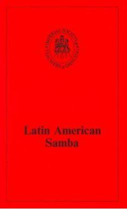 Picture of Latin American Technique - Samba (BOOK)