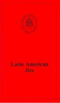 Picture of Latin American Technique - Jive (BOOK)
