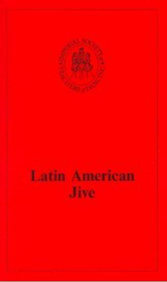 Picture of Latin American Technique - Jive (BOOK)