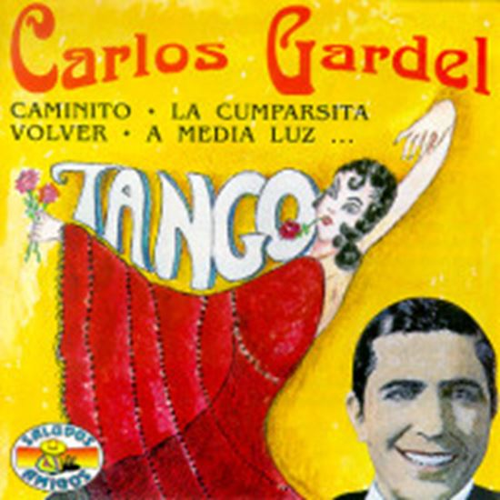 Picture of Carlos Gardel - Tango (CD)