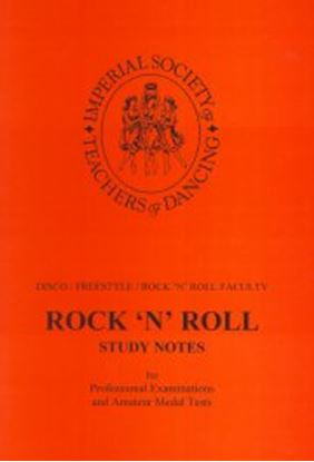Picture of Rock n Roll Study Notes (BOOK)