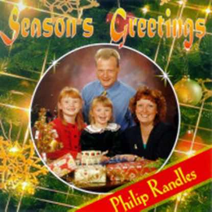 Picture of Philip Randles - Seasons Greetings (CD)