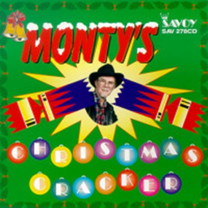 Picture of Monty Pearce - Christmas Cracker (CD)