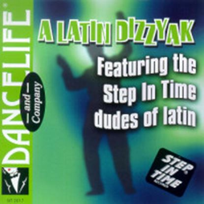 Picture of A Latin Dizzyak (CD)