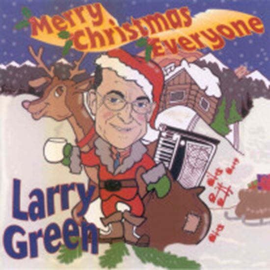 Merry Christmas Everyone.Wrd Music Larry Green Merry Christmas Everyone Cd