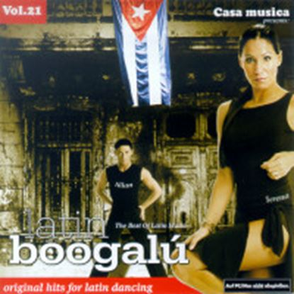 Picture of Best Of Latin - Latin Boogalu (CD)
