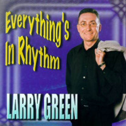 Picture of Larry Green - Everything's In Rhythm (CD)