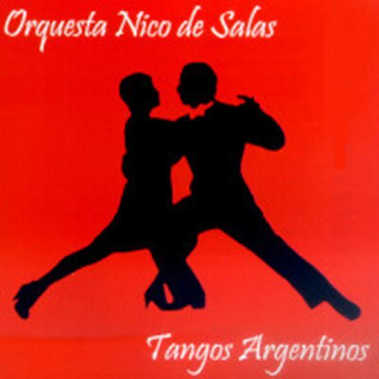 Picture of Orquesta Nico De Salas (CD)