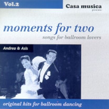 Picture of The Best Of Ballroom Music Moments For Two (CD)