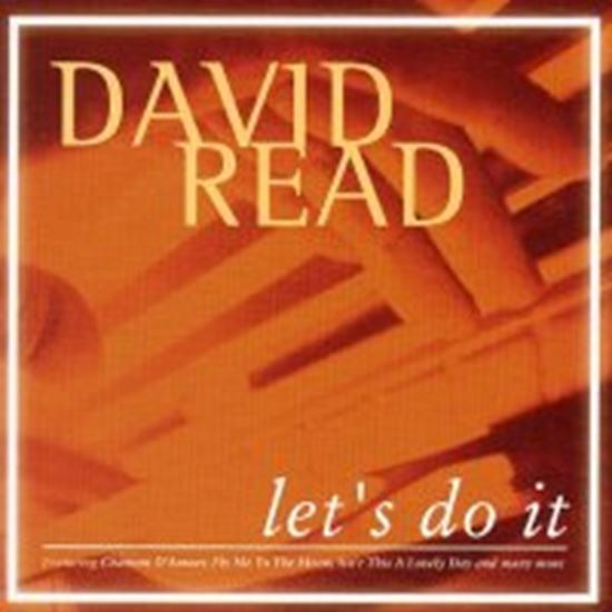 Picture of David Reed - Let's do it (CD)