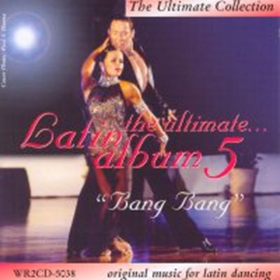 Picture of The Ultimate Latin Album 5 - Bang Bang  (2CD) LIMITED STOCK