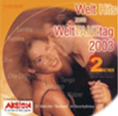 Picture of World Dance Hits 2003 (CD)