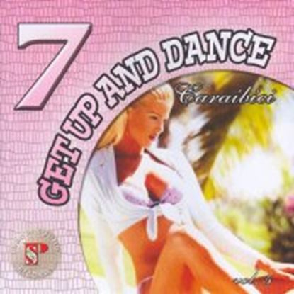 Image de Get Up & Dance Caraibici (CD)