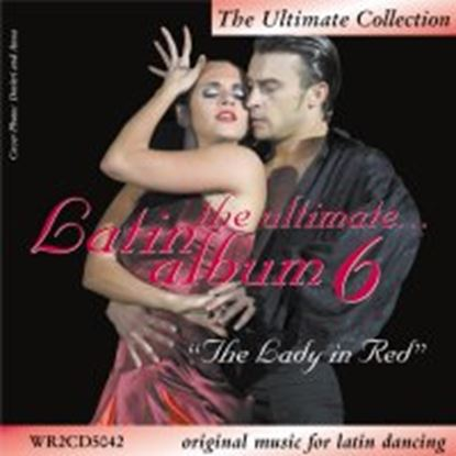 Imagen de The Ultimate Latin Album 6 - The Lady In Red  (2CD)  LIMITED