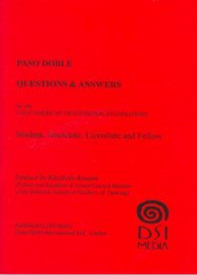 Picture of Q & A - Paso Doble (BOOK)