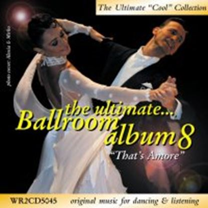 Imagen de The Ultimate Ballroom Album 8 - That's Amore  (2CD) LIMITED