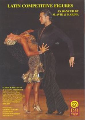 Picture of Latin Competitive Figures (DVD)