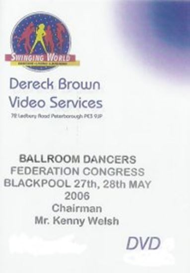 Picture of Ballroom Dancers Federation Int'l Congress 2006 (4 DVD)