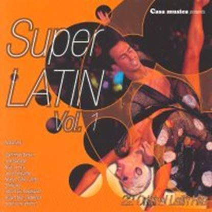 Picture of Super Latin Volume 1 (CD)