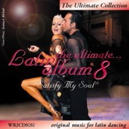 Picture of The Ultimate Latin Album 8 - Satisfy My Soul  (2CD) LIMITED