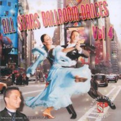 Imagen de All Stars Ballroom Dances Vol.4 (CD)