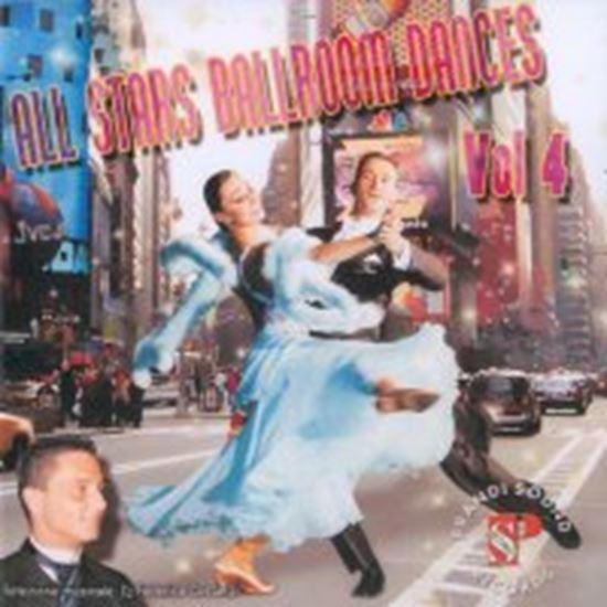 Picture of All Stars Ballroom Dances Vol.4 (CD)