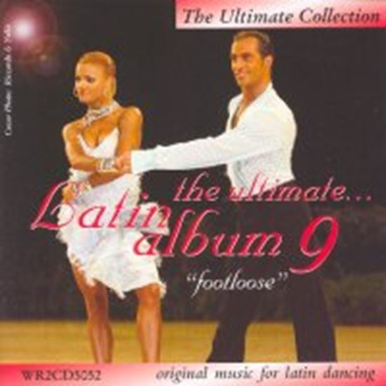 Picture of The Ultimate Latin Album 9 - Footloose  (2CD)