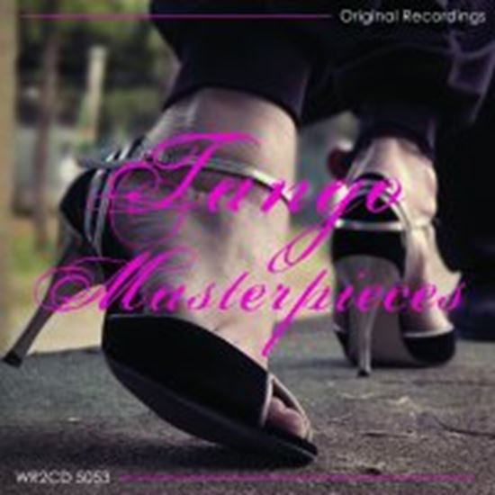 Picture of Tango Masterpieces (2CD)