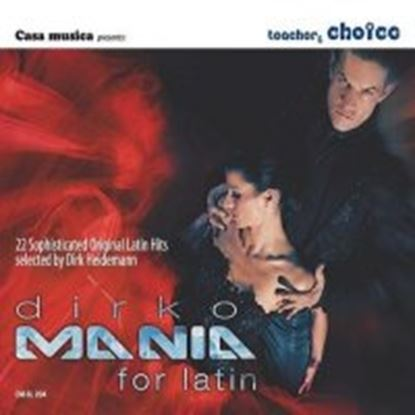 Picture of Mania For Latin (CD)