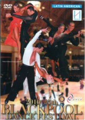 Picture of 2010 - Professional and Amateur Latin (DVD)