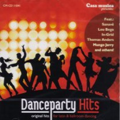 Picture of Danceparty Hits (CD)