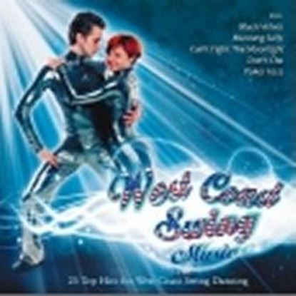 Picture of West Coast Swing Music (CD)