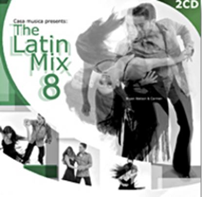 Picture of The Latin Mix Vol.8  (2CD)