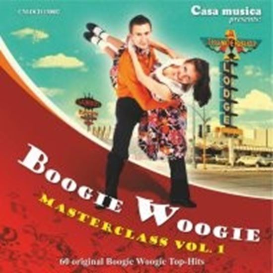 Picture of Boogie Woogie Masterclass Vol.1  (2CD)