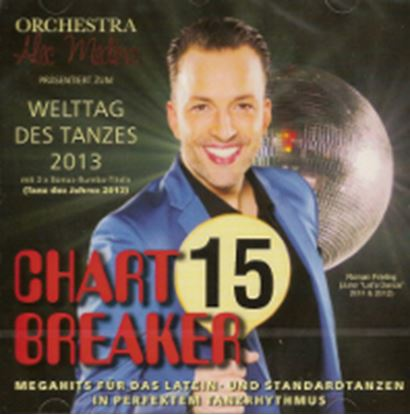 Picture of Chartbreaker Vol 15 (CD)