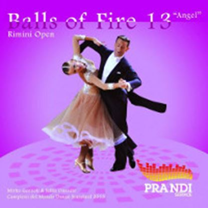 Picture of Rimini Open Ballroom 13 (Balls Of Fire Angel) (CD)