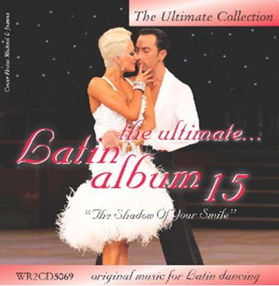 Picture of The Ultimate Latin Album 15 - The Shadow Of Your Smile (2CD)