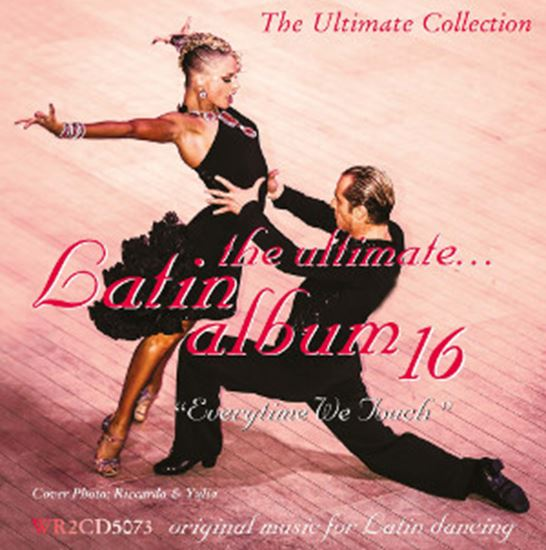 Picture of The Ultimate Latin Album 16 - Everytime We Touch (2CD)