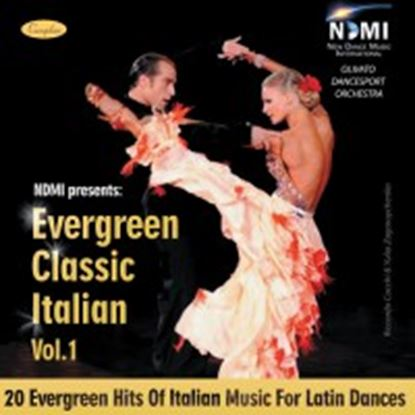 Picture of Evergreen Classic Italian (CD)