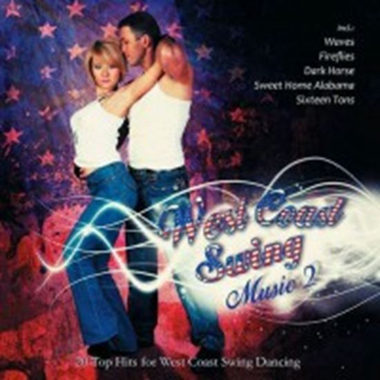 Picture of West Coast Swing Music 2 (CD)