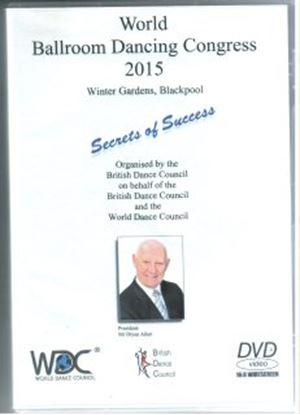 Picture of World Ballroom Dancing Congress 2015 (4 DVD)