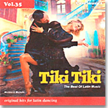 Picture of Best Of Latin - Tiki Tiki (2CD)