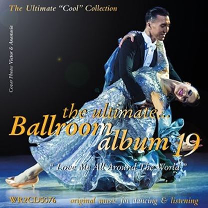 Imagen de The Ultimate Ballroom Album 19 - Love Me All Around The World (2CD)